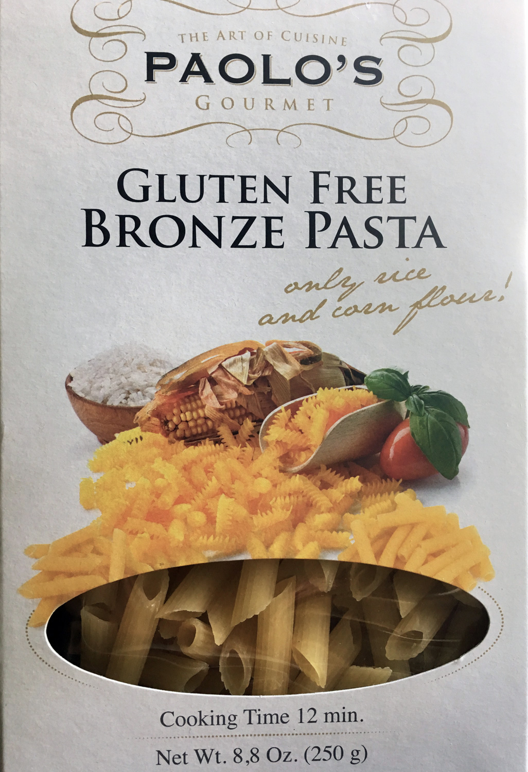Really love this brand of gluten free pasta