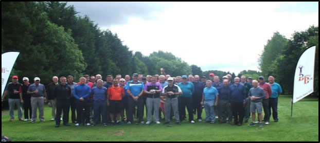 The Captains Charity day raised an incredible £3,000