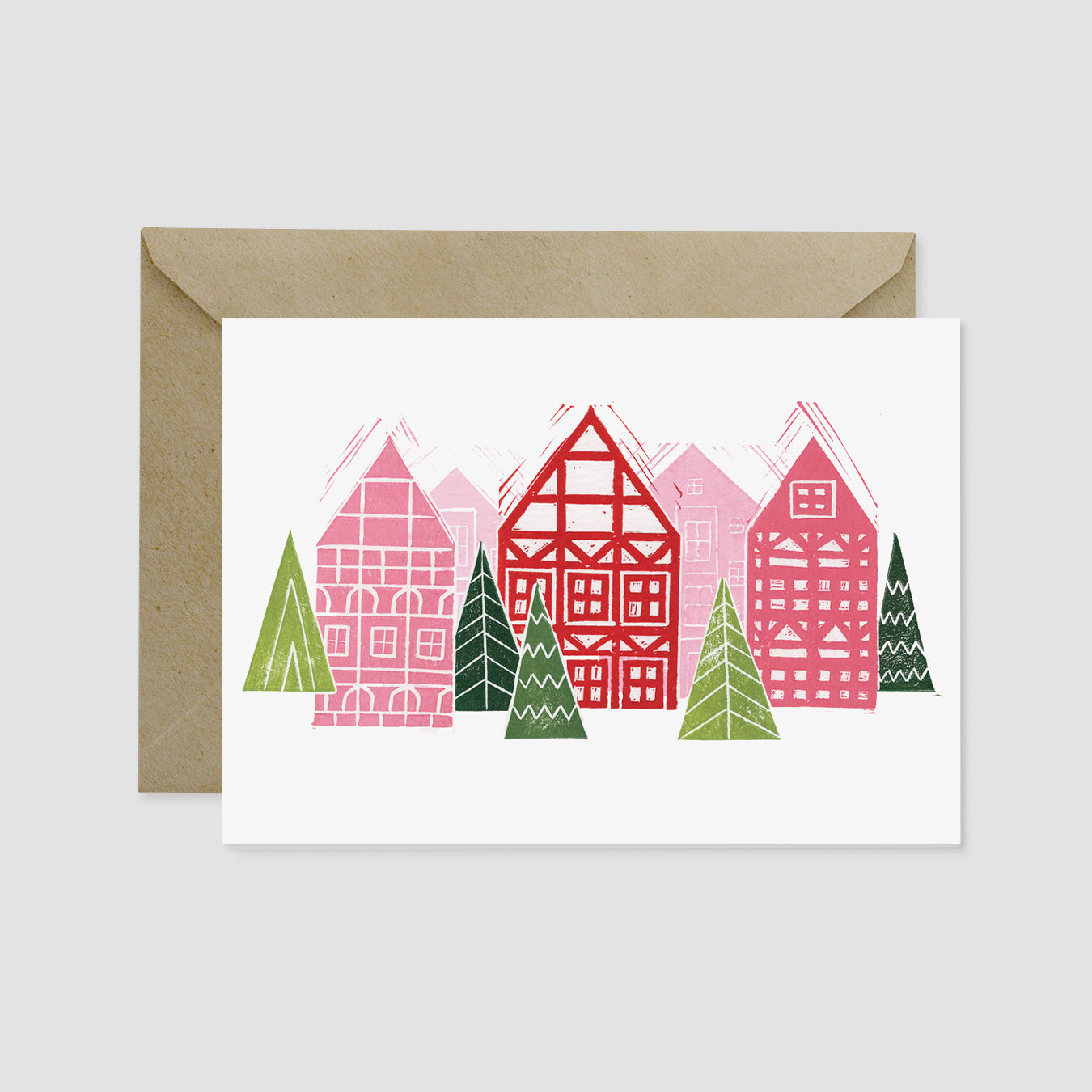 Wandering Paper Co. Holiday Card