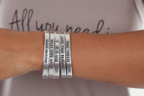 Expressions Bracelets