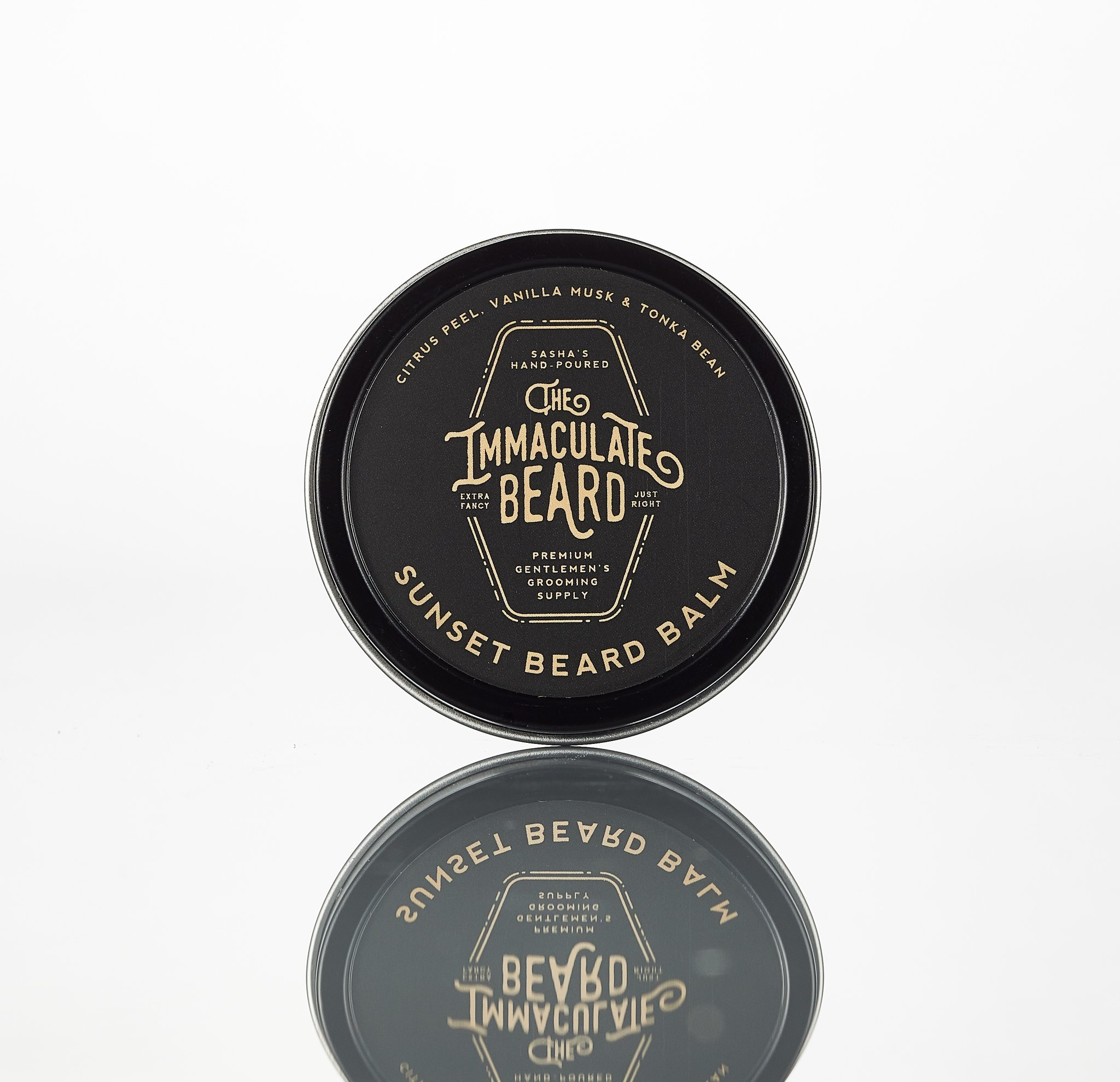 Get those college or high school beards in shape with  The Immaculate Beard .