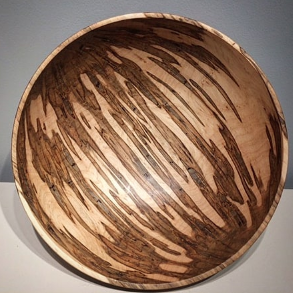 Wooden Salad Bowls by Steve Noggle | Morganton, North Carolina