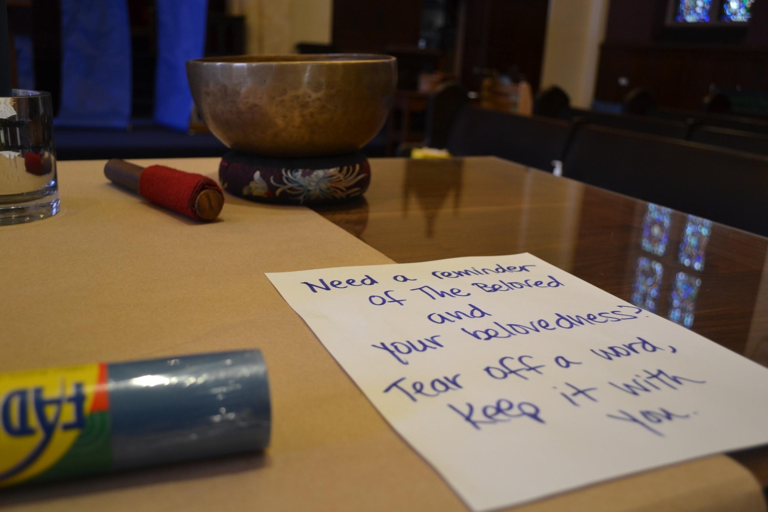 Active Community Prayer