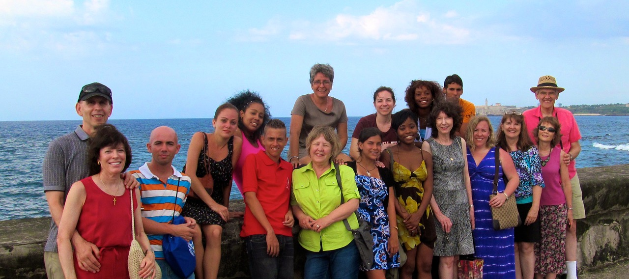 April 2013 with First Presbyterian-Reformed Church of Havana and members of NYAPC, Church of the Pilgrims, Leesburg Presbyterian Church, Vienna Presbyterian Church