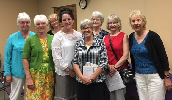 Peace Reformed Church women
