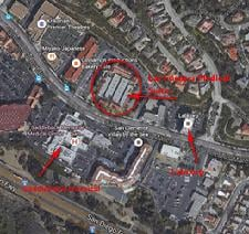 San Clemente Medical Day Suites Location