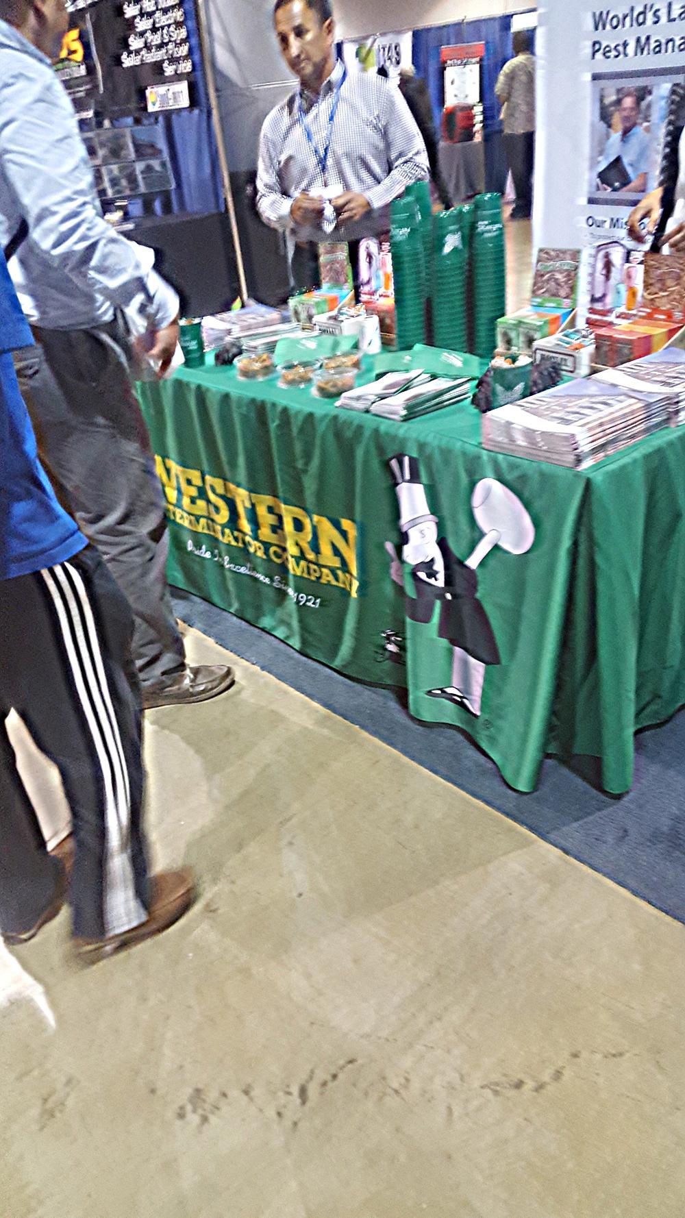 AOA Tradeshow Exhibitor