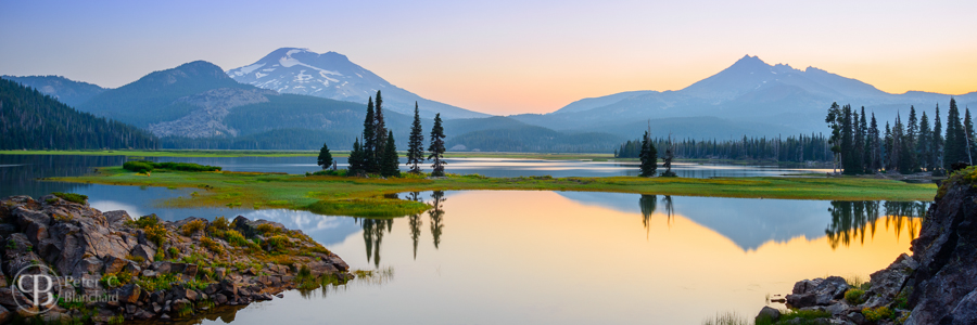 Finding The Spark - Sparks Lake, OR