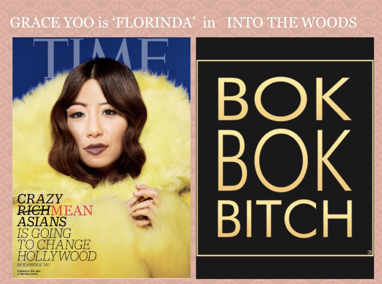 Grace Yoo is headed  INTO THE WOODS  at the HOLLYWOOD BOWL.