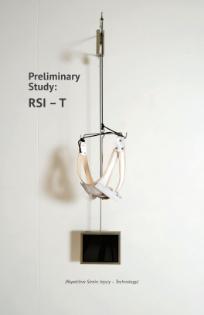 Preliminary Study: RSI-T   - Slag Gallery, Brooklyn, 2014