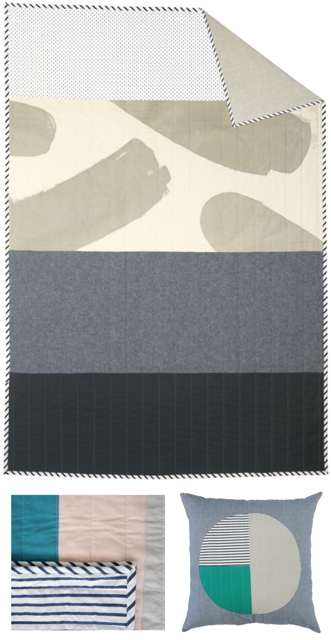 Spruce Rd.   Hopewell: Textile Inspiration