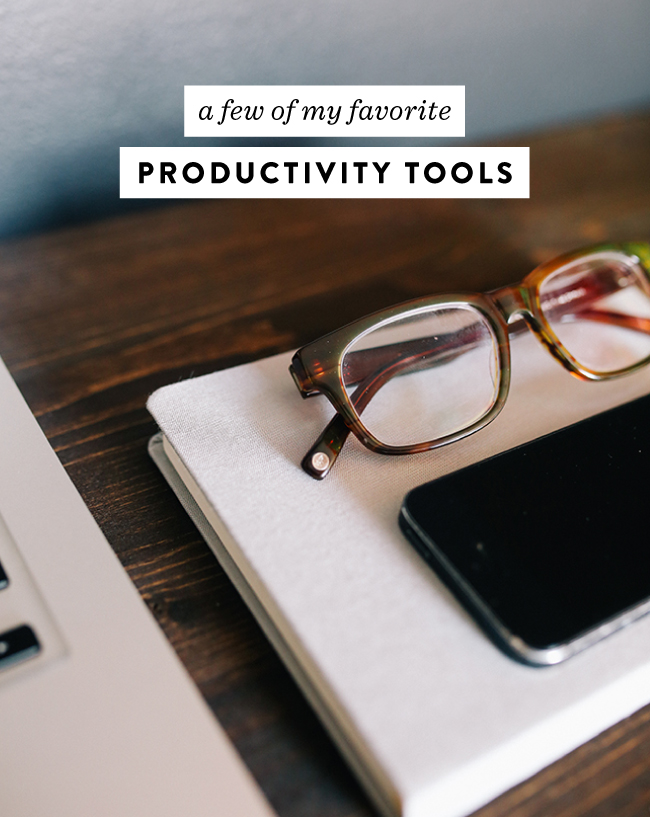 Productivity Tools | Spruce Rd.