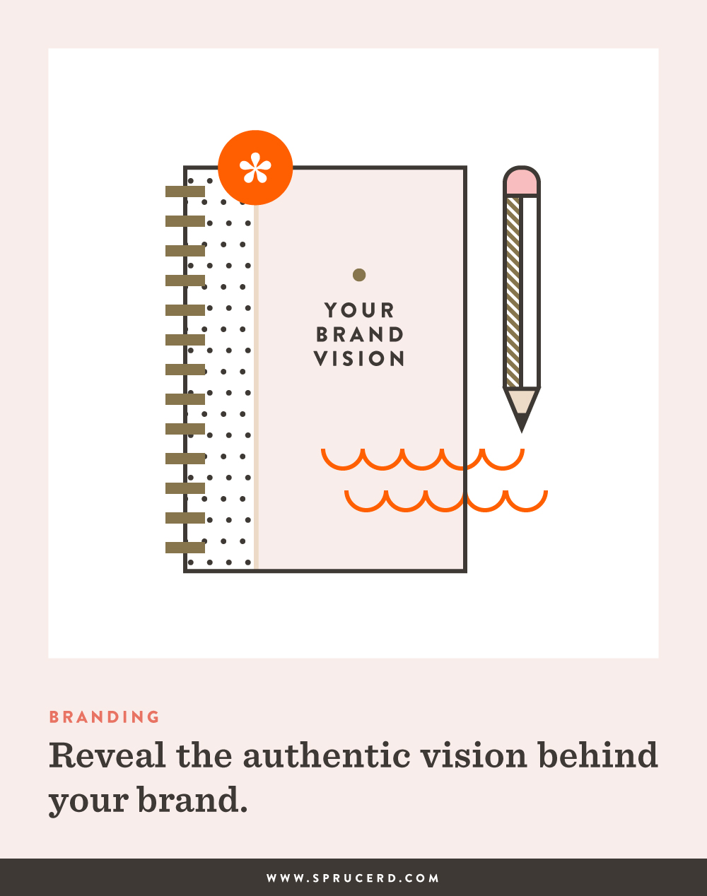 Reveal the authentic vision behind your brand | Spruce Rd.