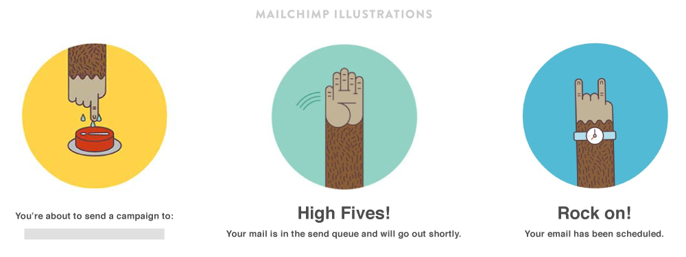 Boost Loyalty In Your Brand | Mailchimp Illustrations - Spruce Rd.