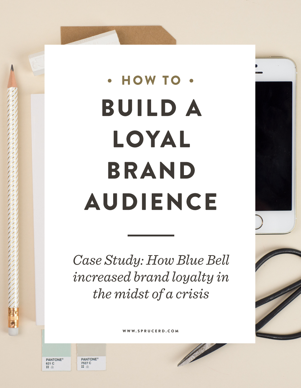 How to build a loyal brand audience (Case Study: How Blue Bell increased brand loyalty in the midst of a crisis)   How can you create loyal brand ambassadors? We will walk through a case study of how Blue Bell survived a tough spot, and resulted in a more loyal audience than before. Take notes on how you can increase brand loyalty in your business/blog.