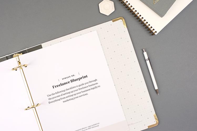 Spruce Rd.   FREE Freelance Blueprint