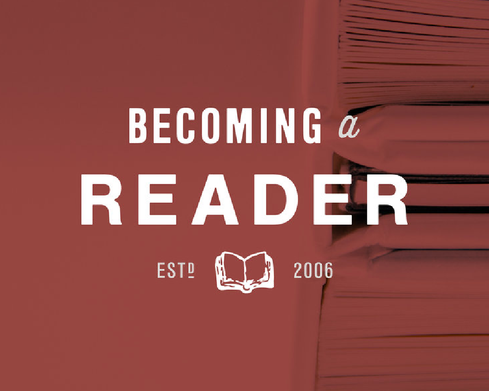 Becoming a Reader    Brand identity, icon design, PDF workbooks + ebooks    View project
