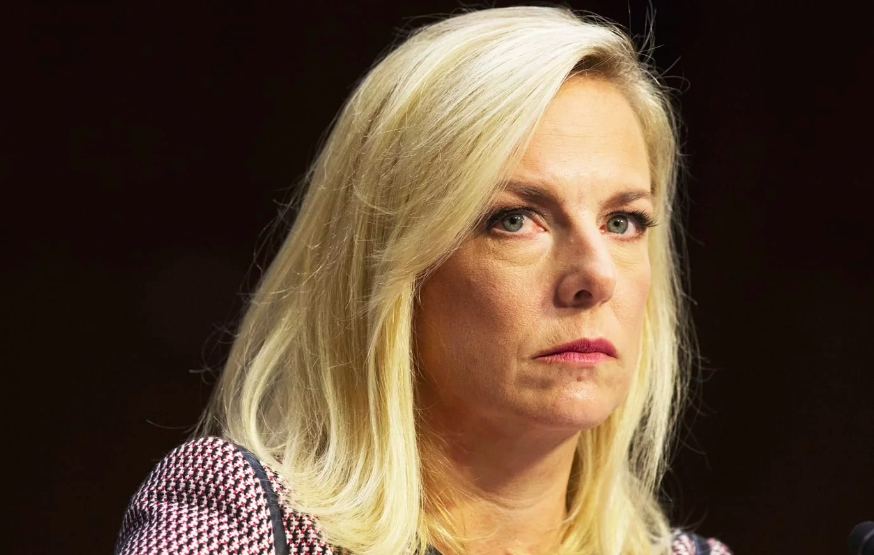 Former Secretary of Homeland Security Kirstjen Nielsen is canned as President Trump steps up his war on poor brown people.