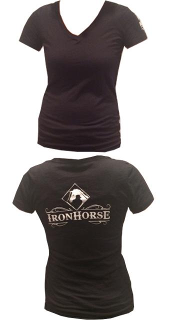 IronHorse Ball Ladies shirt