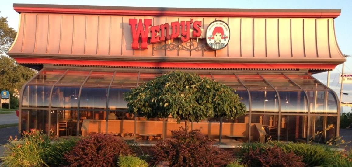 The Penegor Family Wendy's in Iron Mountain, Michigan