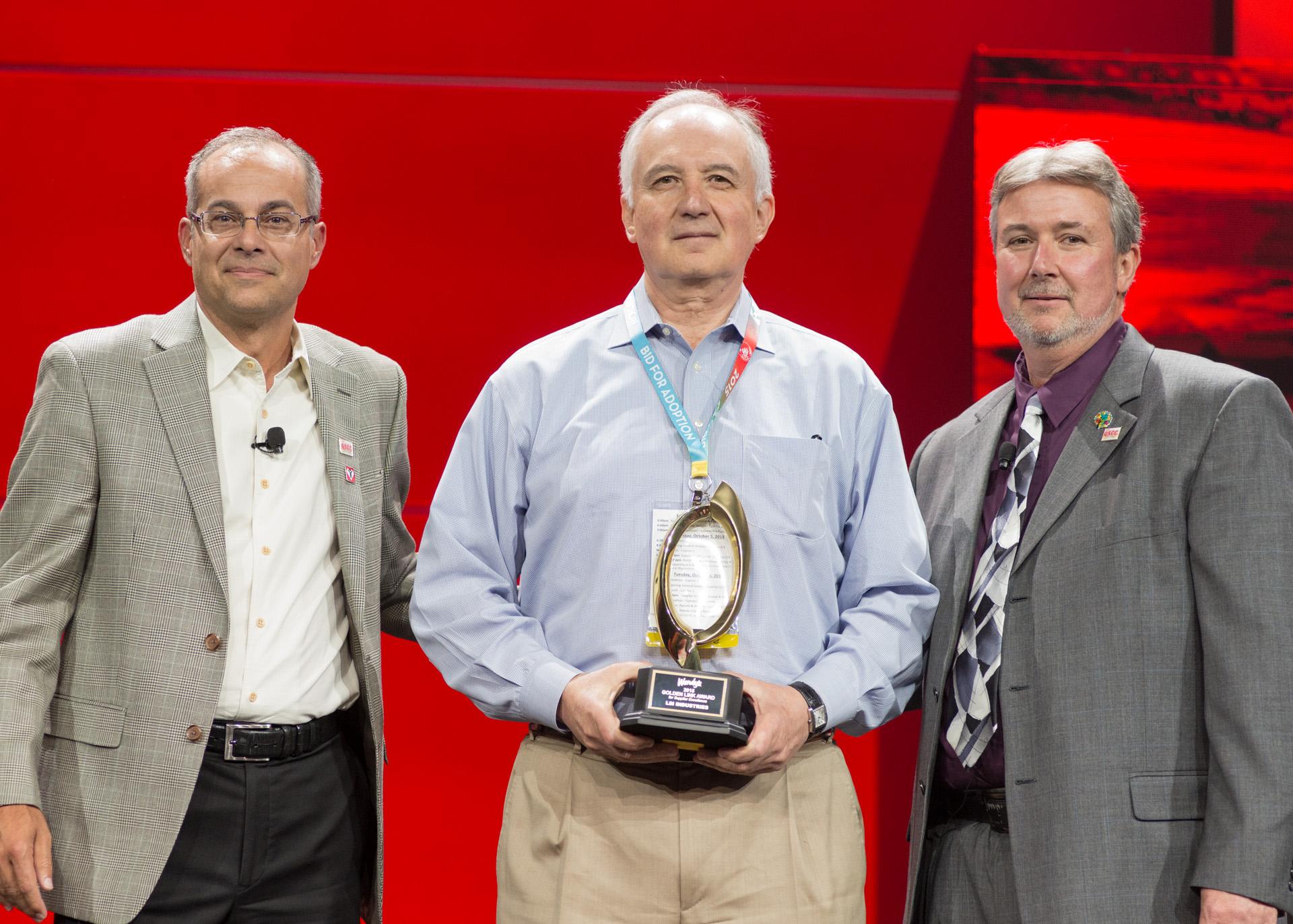 Golden Link Award Winner, LSI Industries