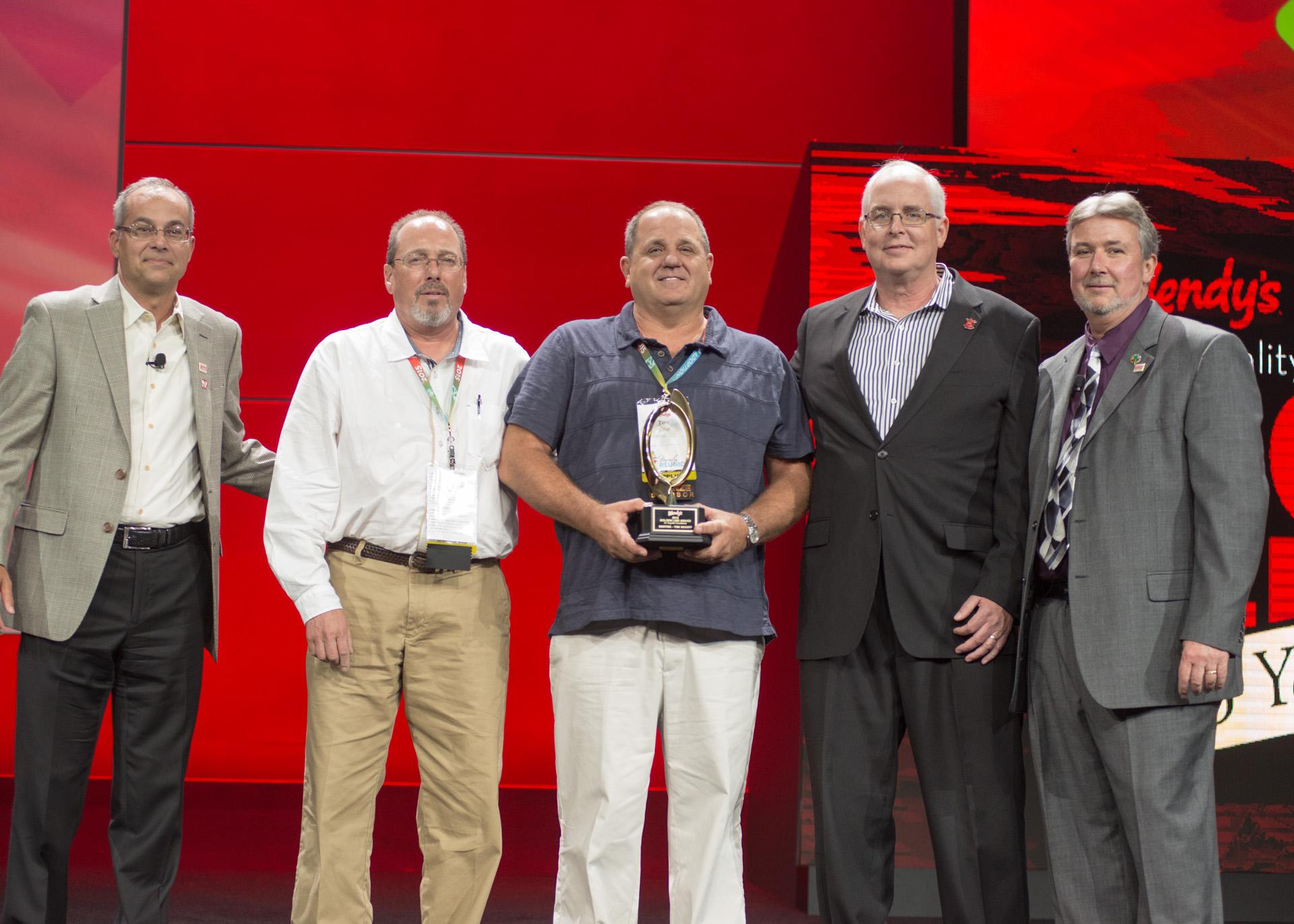 Golden Link Award Winner, Sertek