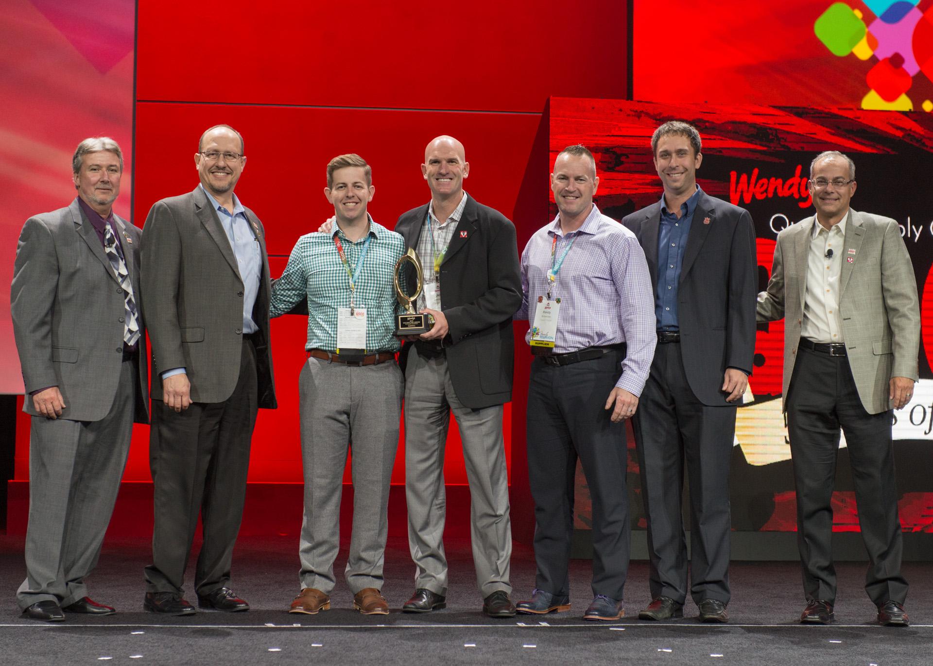 Golden Link Award Winner, Cargill