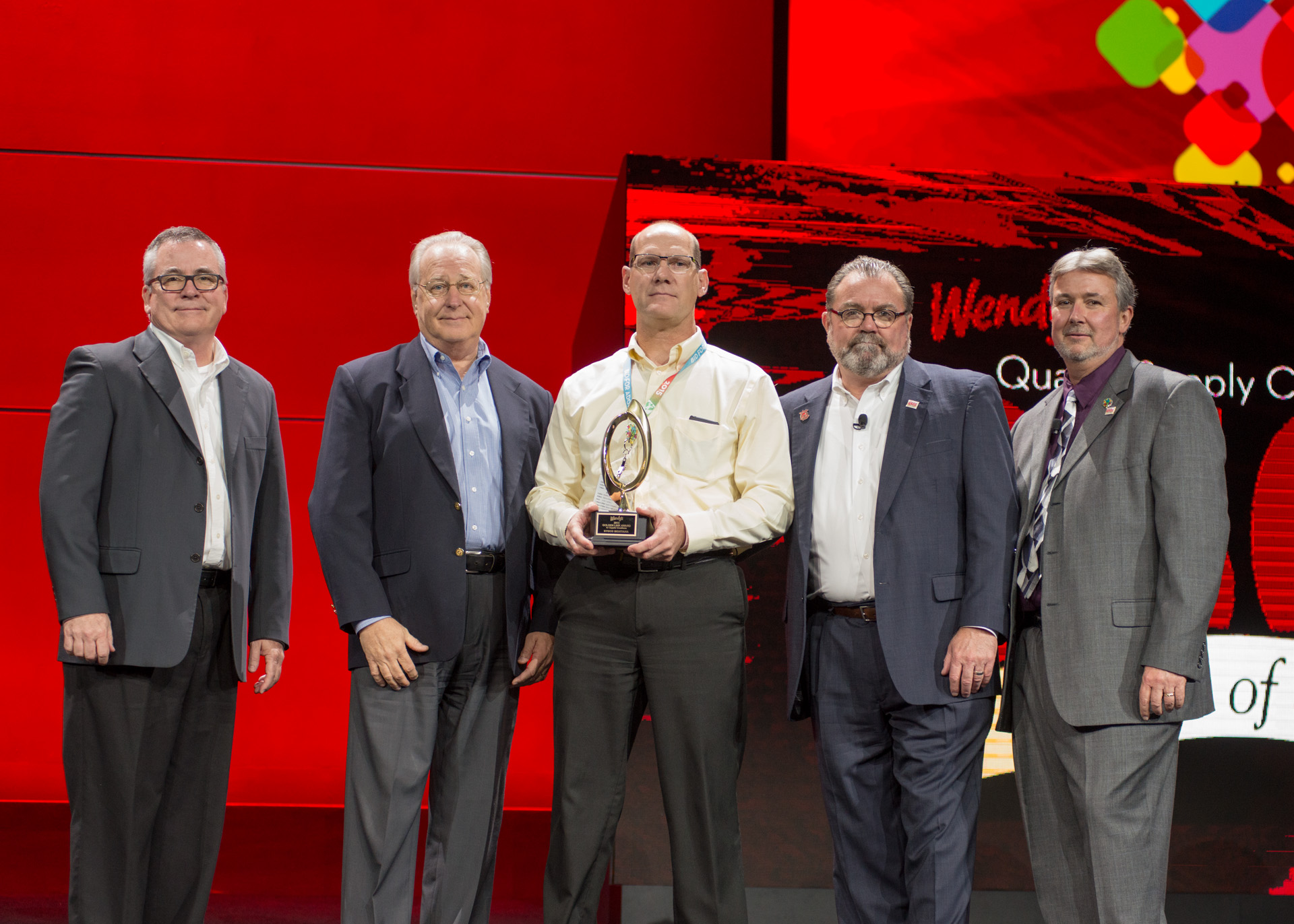 Golden Link Award Winner, SYSCO-MONTANA