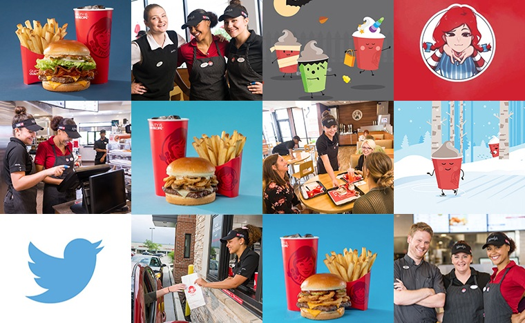 Our fresh, never frozen beef*, the people who work at Wendy's, and our work supporting the Dave Thomas Foundation for Adoption are all reasons to be proud.