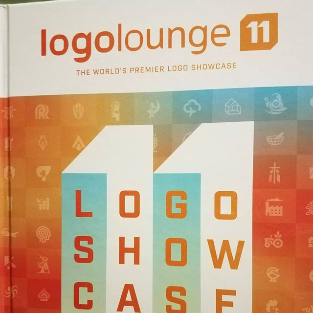 Forgive the picture quality, but the #LogoLounge book finally arrived and, lo and behold, my stuff's in it! There's so much great work in here, I highly recommend checking it all out. Now I'm off to low key put it in obvious spots for people to find (i.e. putting it directly in people's faces). . . . #logo #logodesign #logodesigner #identity #freelance #design #dribbble #sidehustle #instadesign #graphicdesign #graphicdesigner @logolounge