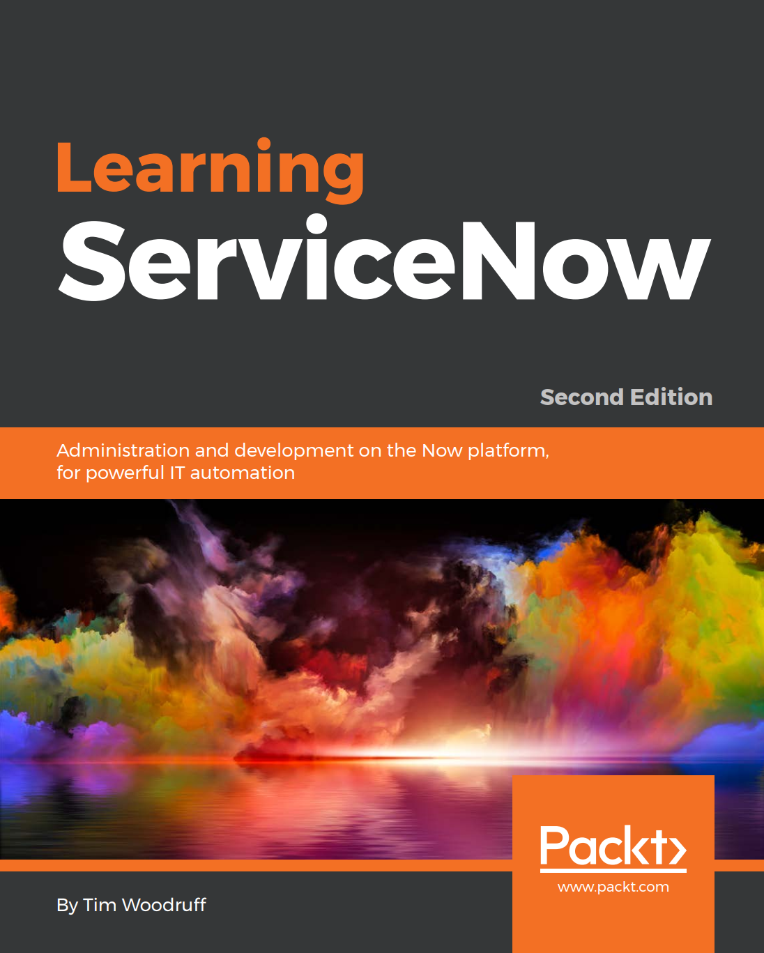 learning servicenow book