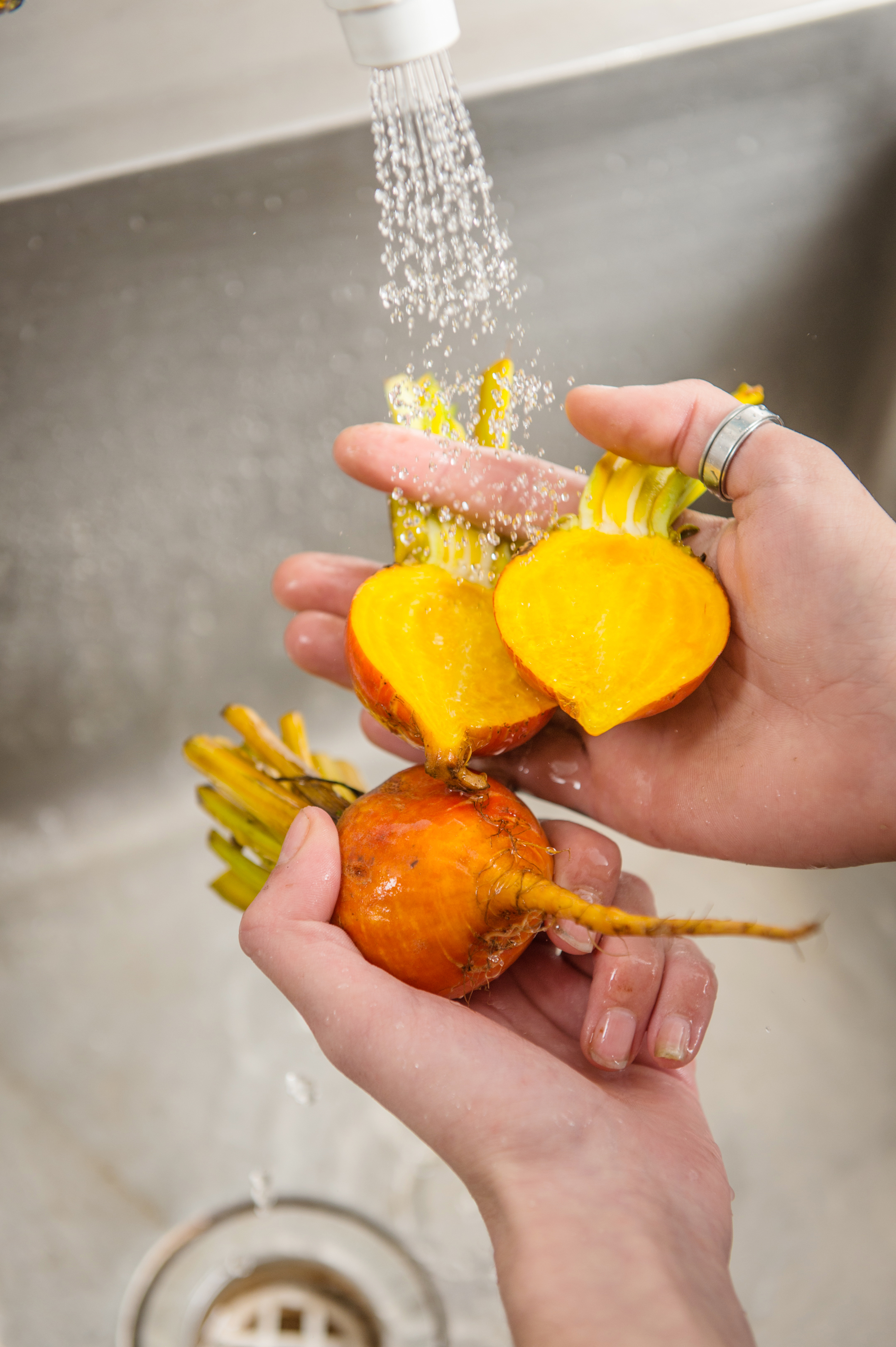 Sanitising Fresh Produce