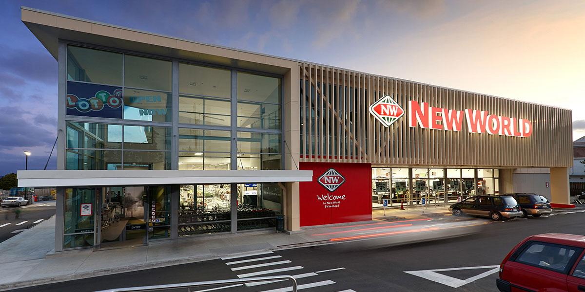 New World Supermarket
