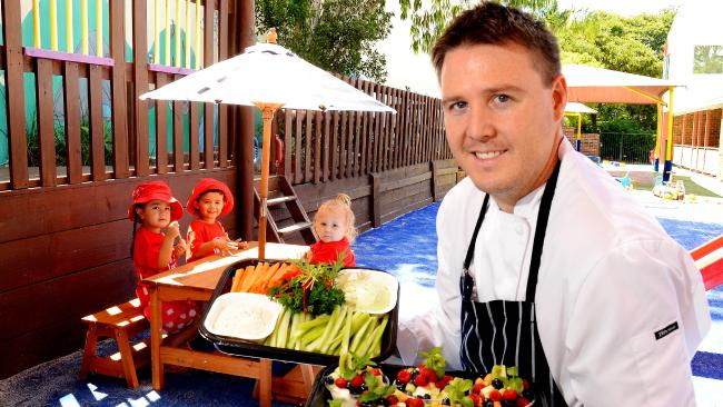 Shannon Griffith, Executive Chef, Healthy Cooking Company