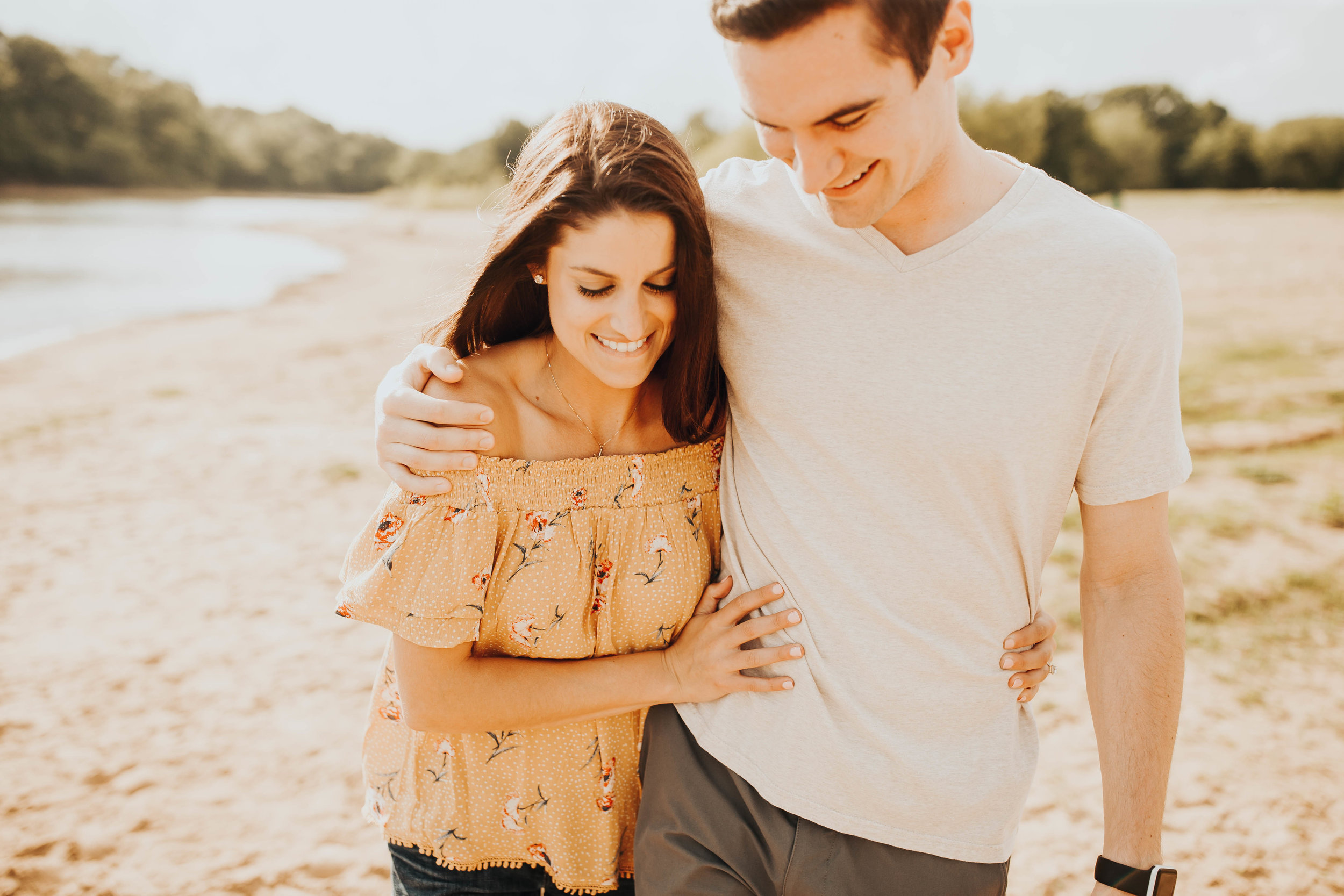 Rachel and Chris Smithville Lake Missouri Engagements 2-35.jpg