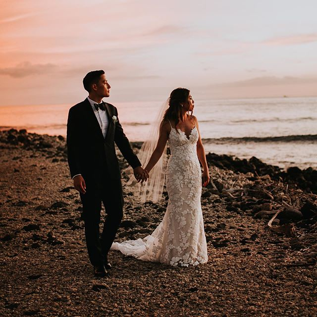 Chris and Kim got married at the Olowalu Plantation House on Friday! The day was perfect and full of so many good vibes provided by their 90 friends that came all the way from San Francisco to be their hype men✨ . Leaving Hawaii today with a bit of a tan and salty skin. Missing this place already!