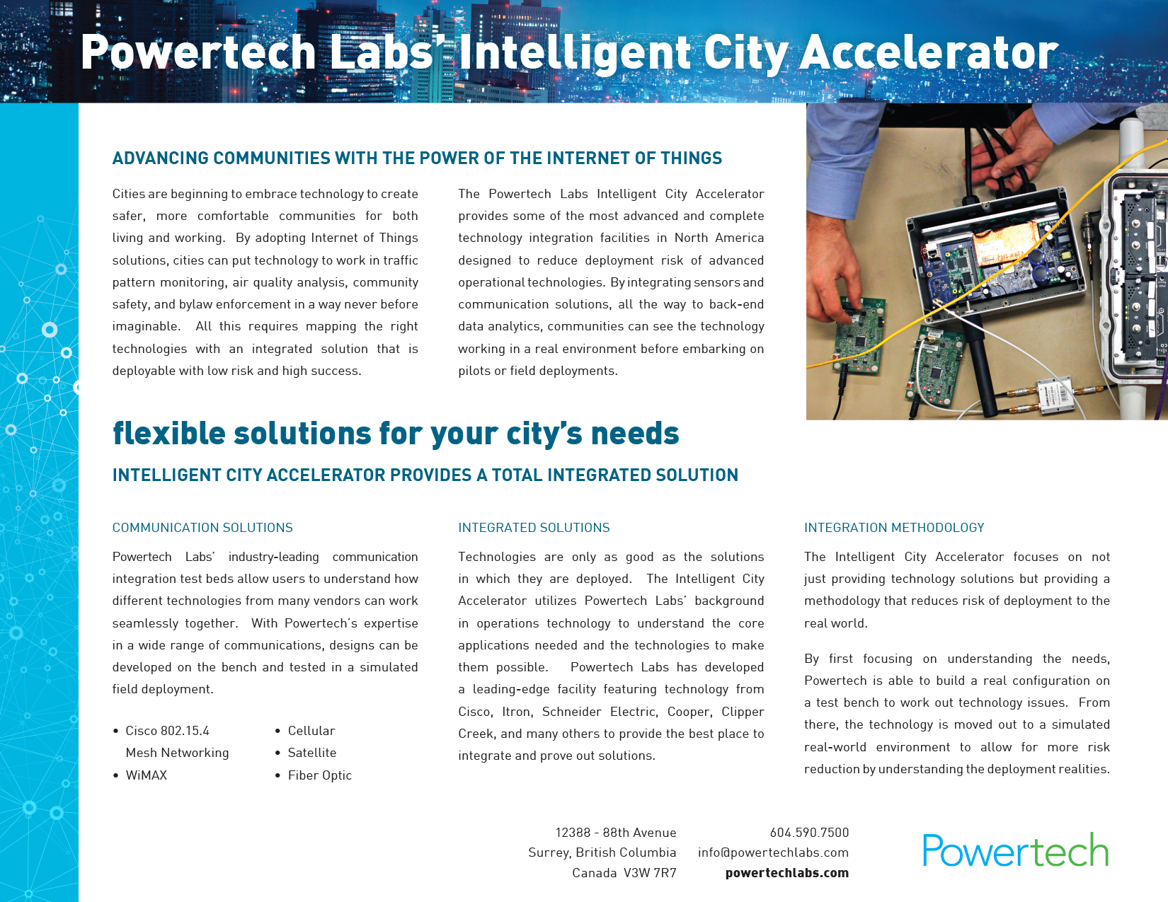 Intelligent City Accelerator PDF file →