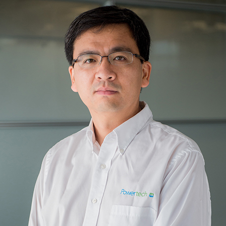 XI LIN  - PhD., P.Eng. Director Power Systems