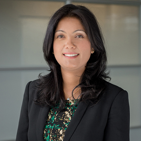 MADHVI RAMNIAL   -  MBA, PhD.  Manager Client Engagement, Safety & Corporate Operations