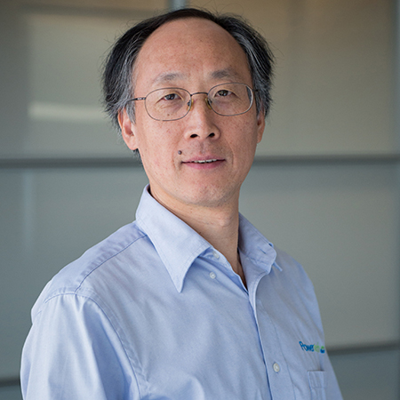 XIANRONG WANG  -  PhD.  Specialist Expert, Systems Studies Power Systems