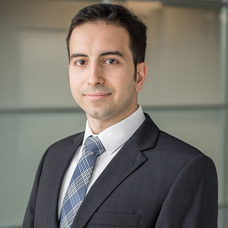 ALIREZA KAHROBAEIAN  -  PhD.  Sr. Engineer, Power Systems