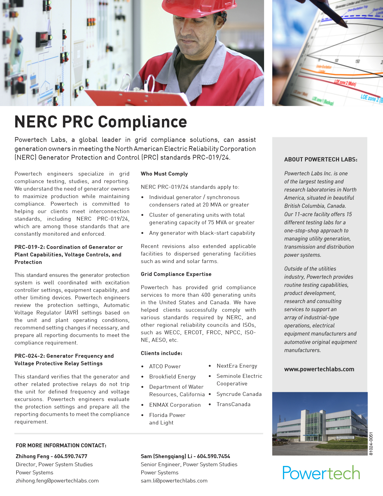 NERC PRC Compliance PDF→