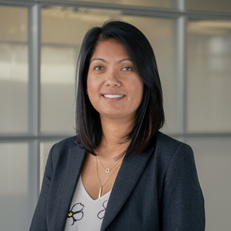MADHVI RAMNIAL  -  MBA, PhD.  Manager Quality, Environmental, Safety & Corporate Operations
