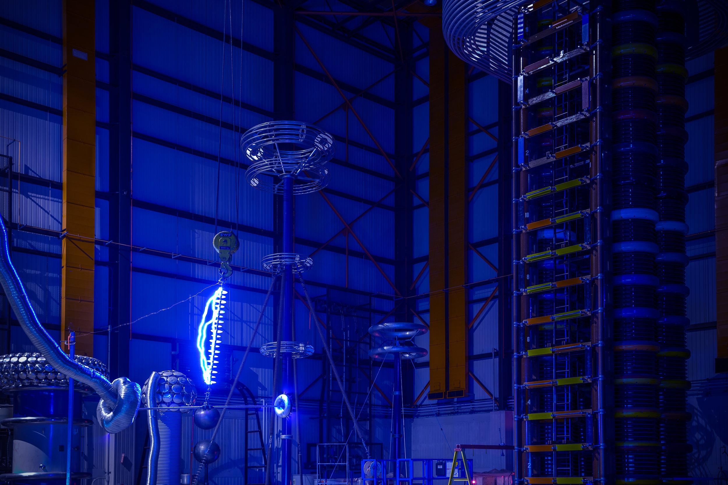 HIGH VOLTAGE — Powertech Labs