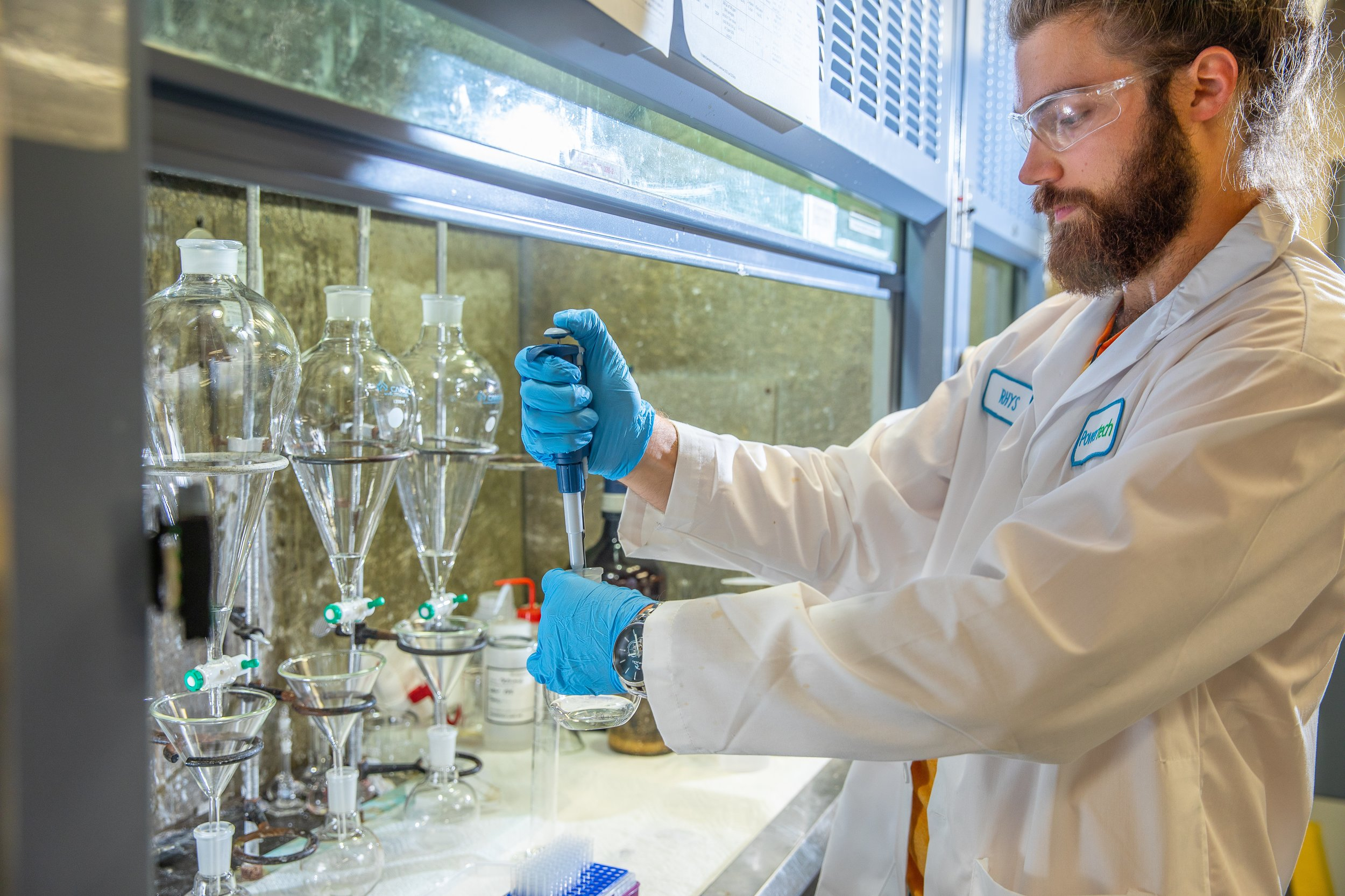 Applied Chemistry & Environmental Services — Powertech Labs