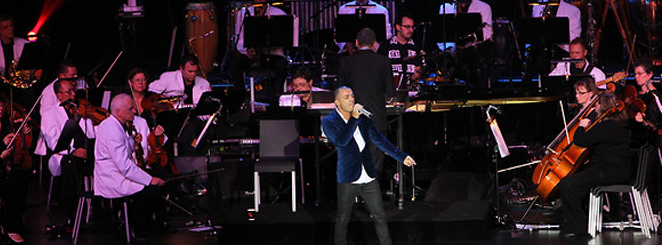 150th Year Event - Carlton Football club  Supplied all arrangements for the Australian Philharmonic Orchestra featuring Anthony Callea, Tim Campbell, Wendy Stapleton, Lisa Edwards and Vikka and Linda Bull with the Australian Philharmonic Orchestra.