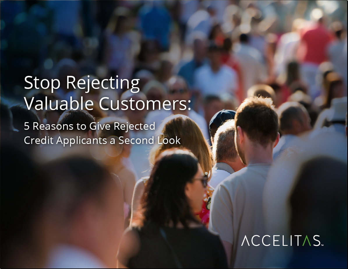 eGuide: Stop Rejecting Valuable Customers