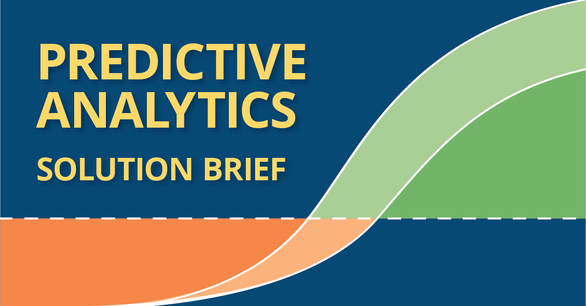 predictive analytics solution brief