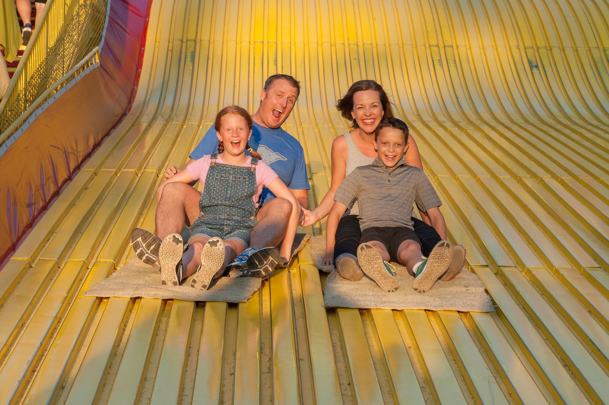 family photo color scheme
