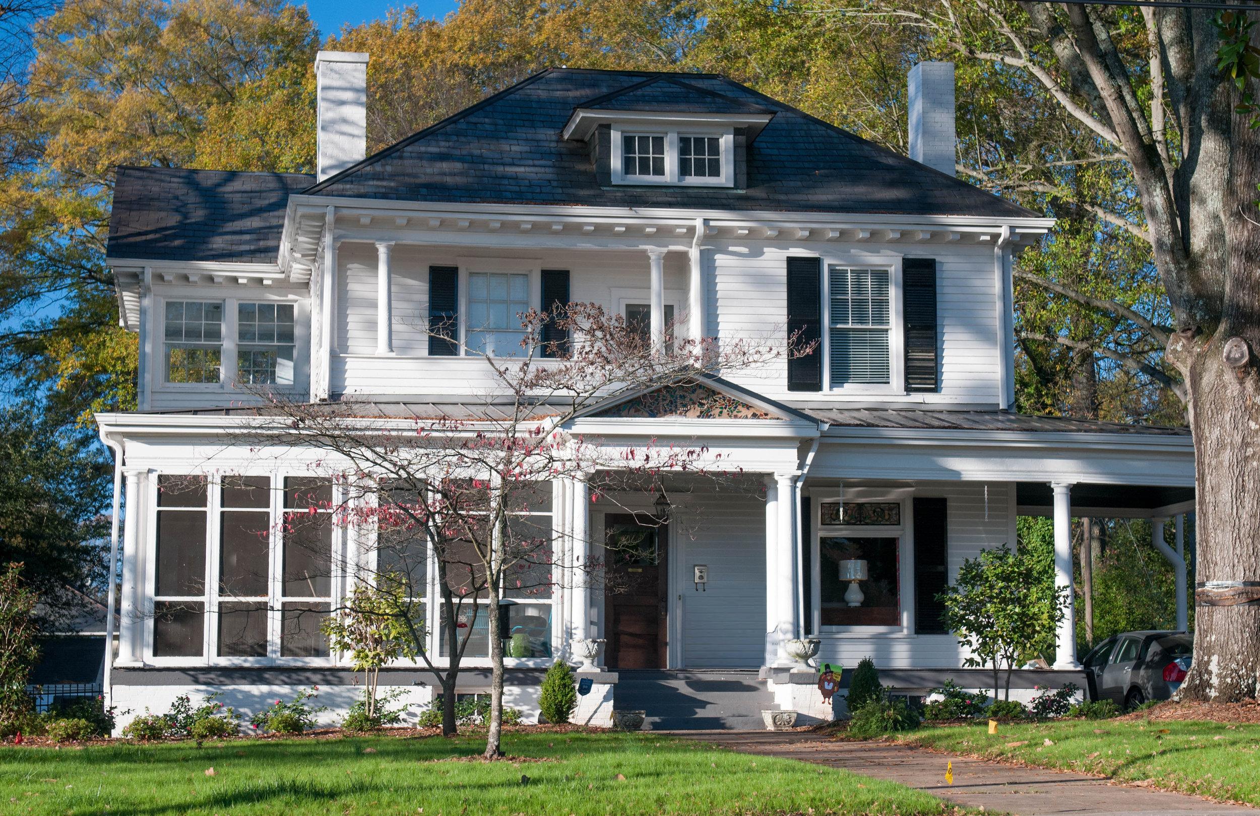 R.B. Suggs House, Cir. 1908